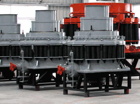 Cone Crusher For Silica