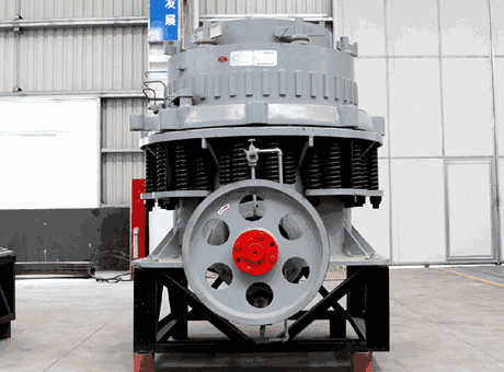 Manual Cone Crusher Pys B1324