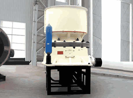 Used Cone Stone Crusher Brazil
