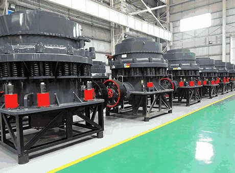 Stone Cone Crusher Machine Spare Parts Available In