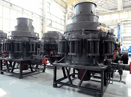 Cone Gyratory Crushers Manufacturer