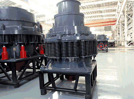 Cone Crusher Model Pysb1324 Catalog
