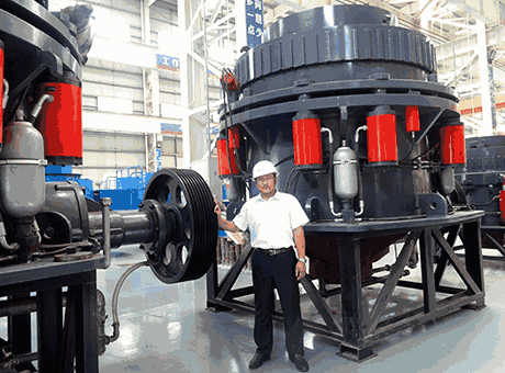 How A Stone Crusher Works Crusher Mills Cone Crusher
