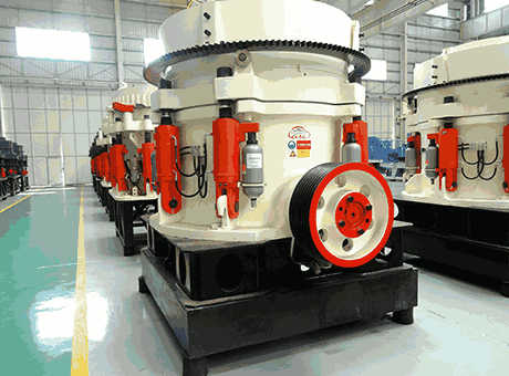 New And Used Cone Crushers For Sale