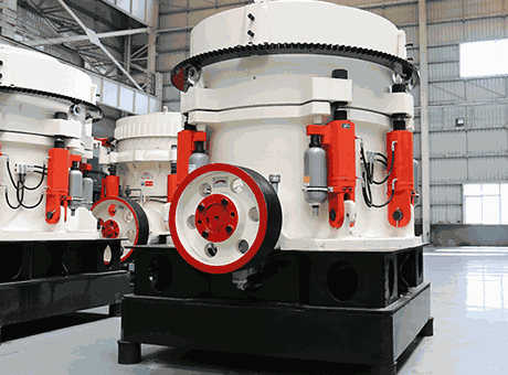 Used Static Cone Crusher For Sale Svedala Equipment