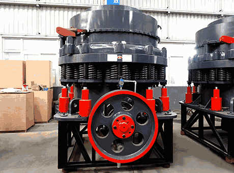 Vibratory Force Working Principles Crusher Mills Cone