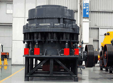 Manual For B Cone Crusher