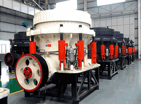 Used H 4000 Cone Crusher
