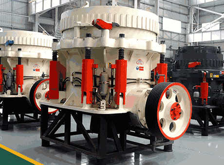 Hydrocone Crushers Model 500