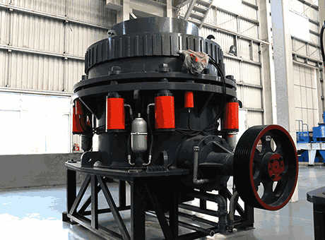 S Cone Crusher Performams