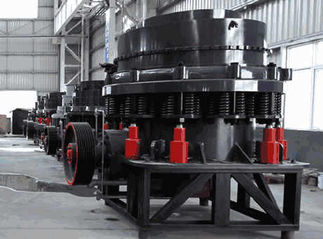 CS Series Advanced Cone Crusher Equipment For Lime