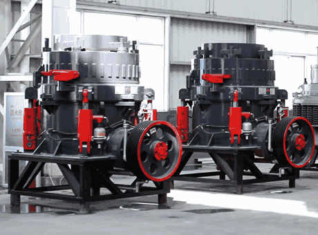 Good Performance Cone Crushers Used For Mining Courses