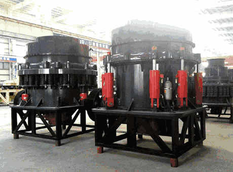 H6000 Cone Crusher Used Price