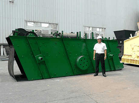 Eccentric Shaft For Vibrating Screen