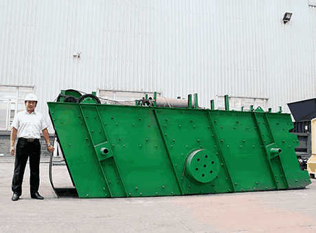 Circular Vibrating Screen For Malaysia
