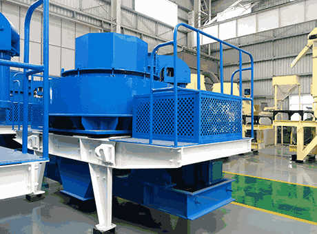 Artificial Sand Making Plant DesignLead Zinc Ore Crushing
